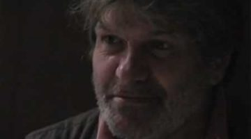 "from the video ""Gregory Corso Walks & Talks in Rome, "" Dario Bellini / YouTube"