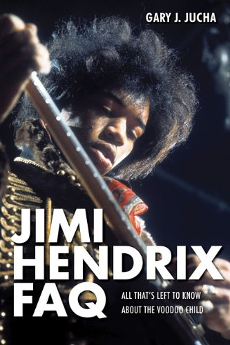 Jimi Hendrix FAQ -review