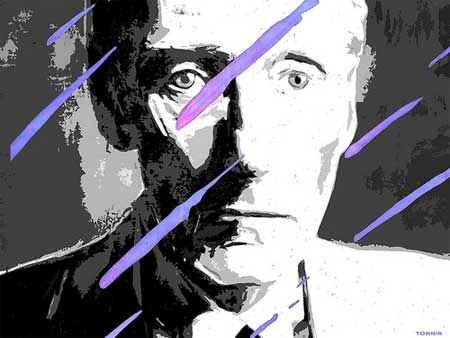 William S Burroughs copyright Christiaan Tonnis http://www.flickr.com/photos/christiaan_tonnis/3678726329/