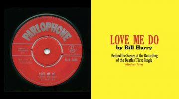 Book Review - Love Me Do: Behind the Scenes at the Recording of the Beatles' First Single
