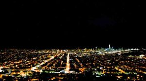 San Francisco at Night - Sam Goodgame