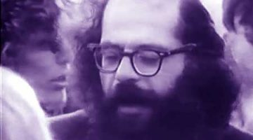Celebrating Allen Ginsberg's birthday with a few videos