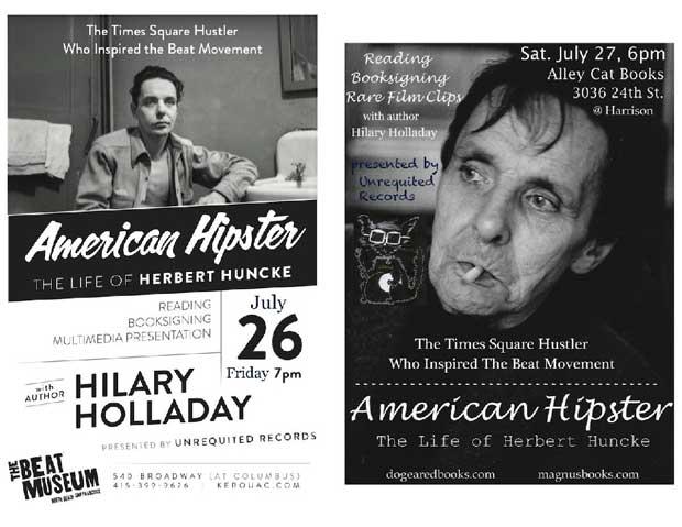 American Hipster - The Life of Herbert Huncke