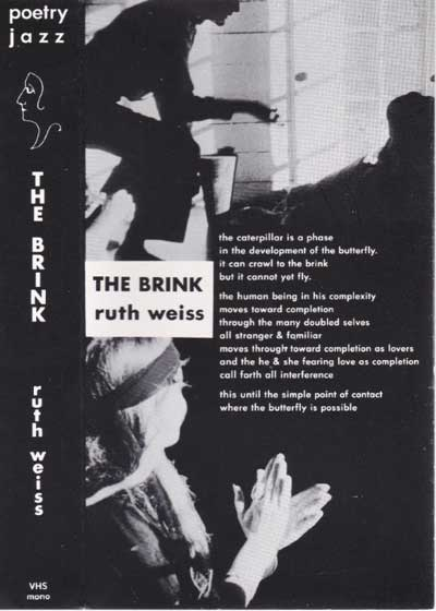 The Brink Video - ruth weiss