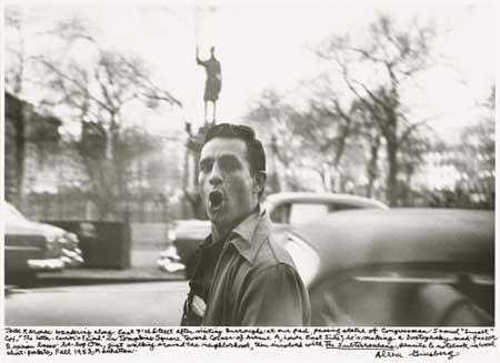Jack Kerouac by Allen Ginsberg