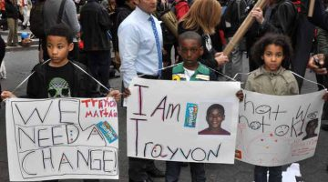trayvon martin occupy march 21