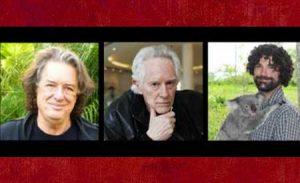 Rob Wasserman, Michael McClure, and Jay Lane