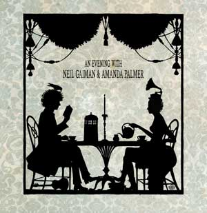 An Evening with Neil Gaiman and Amanda Palmer