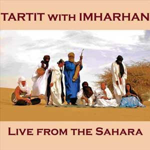Cover: Tartit With Imharhan - Live from the Sahara