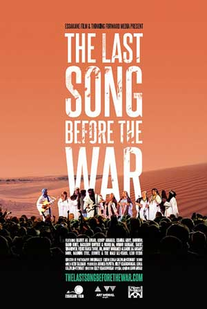 Poster - The Last Song Before The War