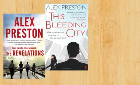 Alex Preston Books