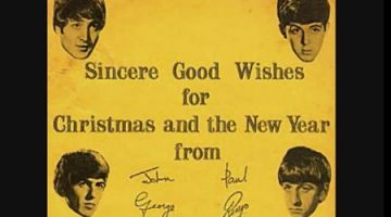 Beatles 1967 Christmas