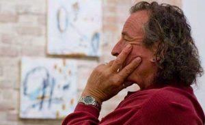poet Bruce Kauffman