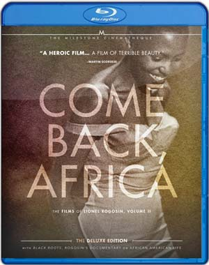 Come Back Africa: The Films of Lionel Rogosin, Volume ll