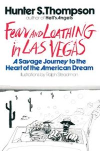 Fear and Loathing in Las Vegas, cover