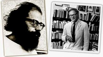 Ginsberg and Lowell