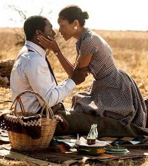 scene from Mandela: Long Walk to Freedom