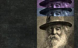 Walt Whitman 2 - collage by D. Raphael