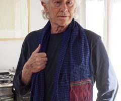 Michael McClure at the Walker Art Center, May 1, 2014