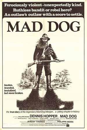 Mad Dog Morgan Poster