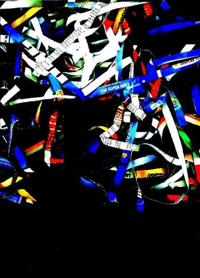 Scraps 3 by Fabio Sassi