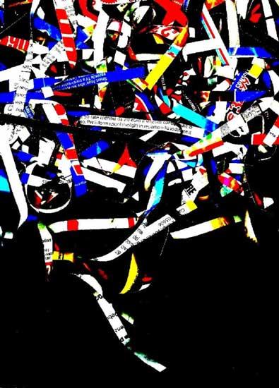 Scraps 5 by Fabio Sassi