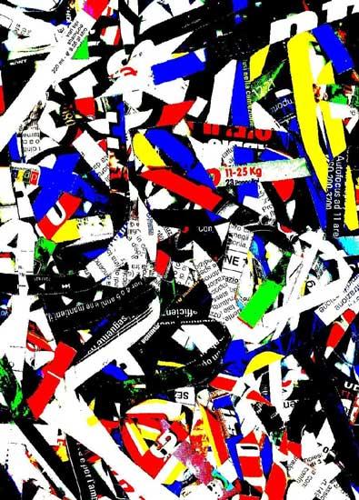 Scraps 6 by Fabio Sassi