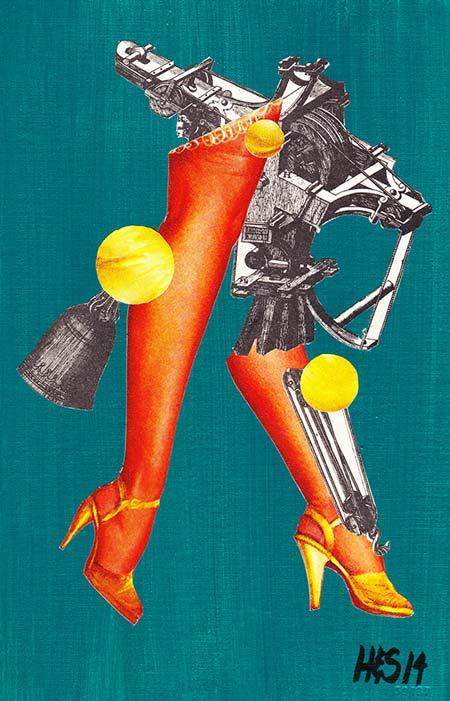 Conquistador by Hoop & Stick