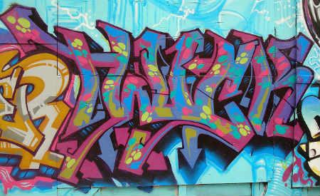 Twick ICP San Francisco Graffiti Art / Photo credit: anarchosyn https://www.flickr.com/photos/24293932@N00/3360220967/