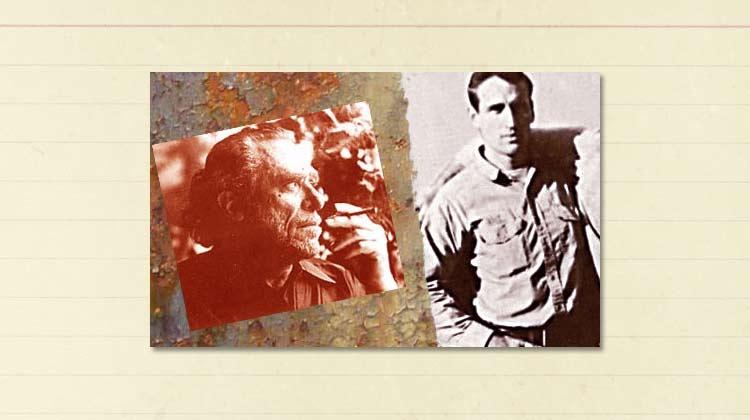Kerouac / Bukowski / Jack Leaf Willetts