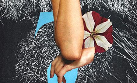 Fields of Glamour (detail) by Magda Dudziak