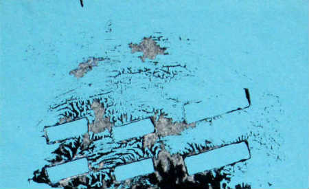 -blue 11 no. 2 (detail) by bruno neiva