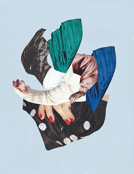 Tangled by Magda Dudziak