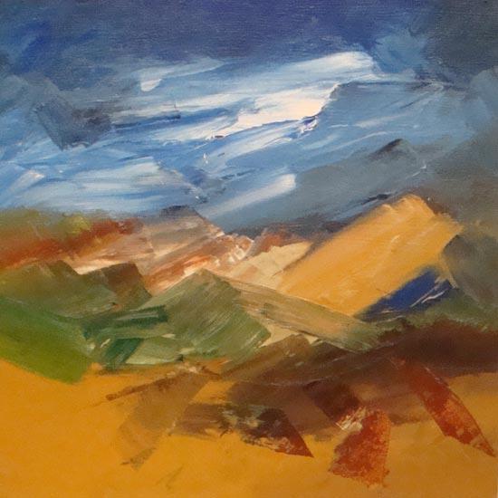 Dream Sequence 12 - Jonathan K. Rice