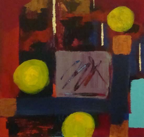 Dream Sequence 3 - Jonathan K. Rice