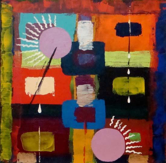 Dream Sequence 4 - Jonathan K. Rice
