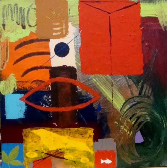 Dream Sequence 5 - Jonathan K. Rice