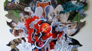 Florilegia 3 (detail) by Tristan Stamm