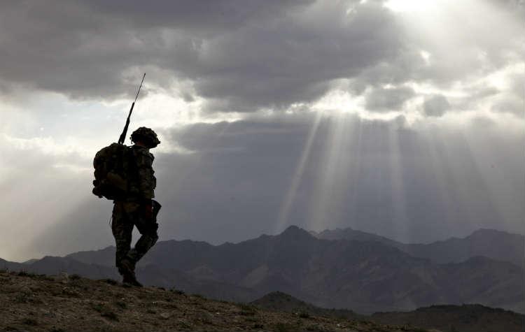 Afghanistan Sky / U.S. Army