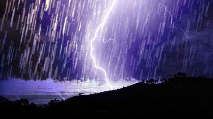 rain storm