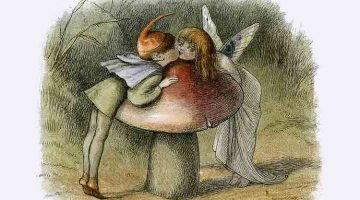Fairy Poems by Laura Madeline Wiseman