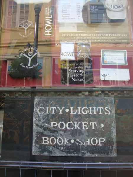 City Lights Books merchandise