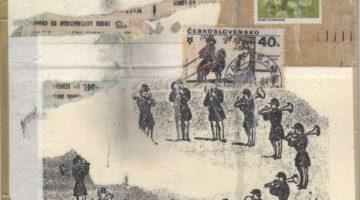 A dozen collages by hiromi suzuki