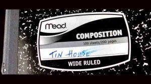 Tin House 2014 notebook