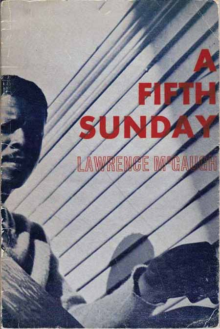 Cover - A Fifth Sunday by Lawrence McGaugh