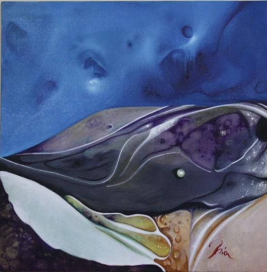 Monde Aquatique - Rodica Miller