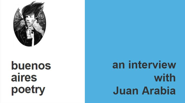 An interview with Juan Arabia