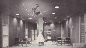 Joseph Magnin dress salon