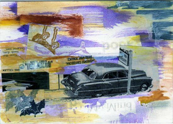 Getaway - Jeffrey Cyphers Wright