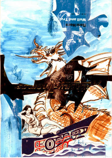 Dragon - Jeffrey Cyphers Wright